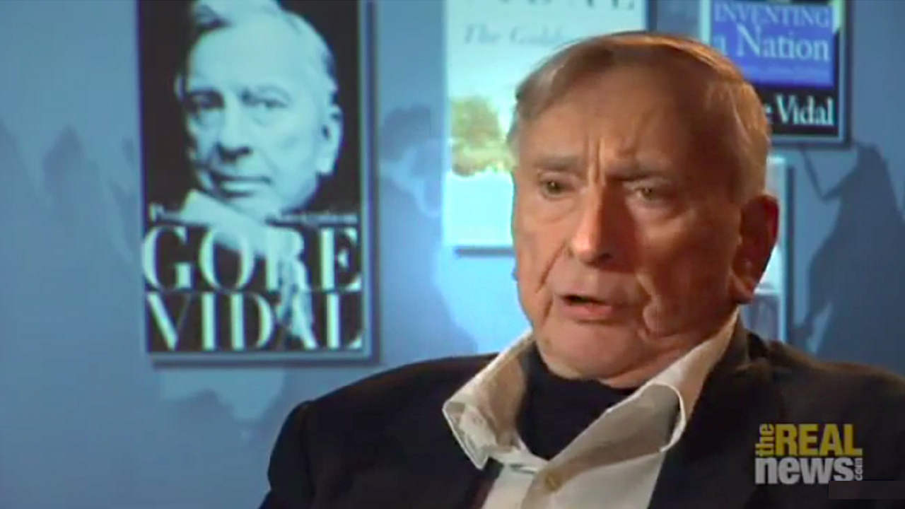 Gore Vidal on Liberty (3/7)