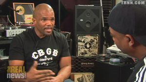 Chuck D and DMC on hip hop and America Pt.3