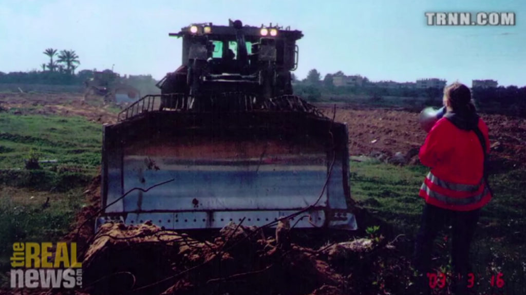The Pain Doesn't Go Away - Rachel Corrie's Parents on Reality Asserts Itself (2/3)
