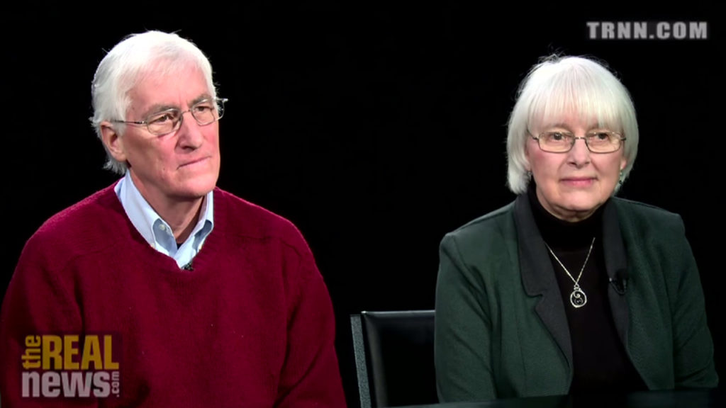The Pain Doesn't Go Away - Rachel Corrie's Parents on Reality Asserts Itself (3/3)