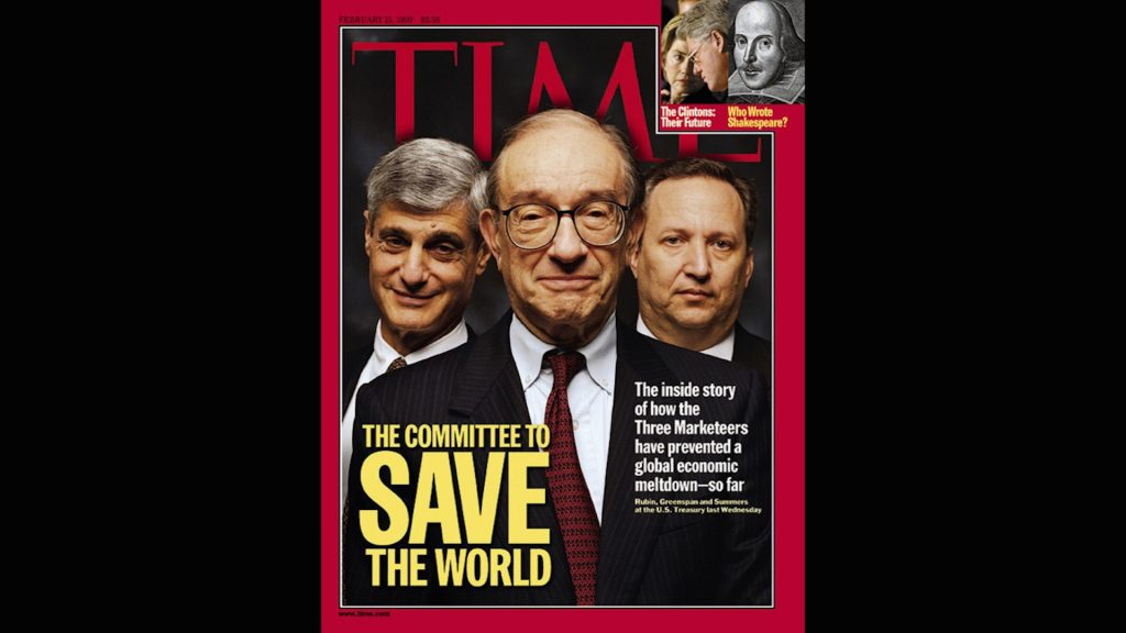 Committee to Save the World Time Magazine Cover