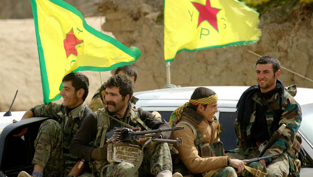Image result for kurdish ypg