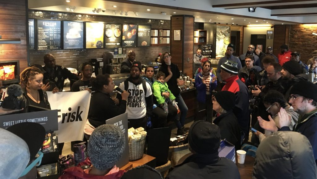 Starbucks and the Criminalization of Blackness