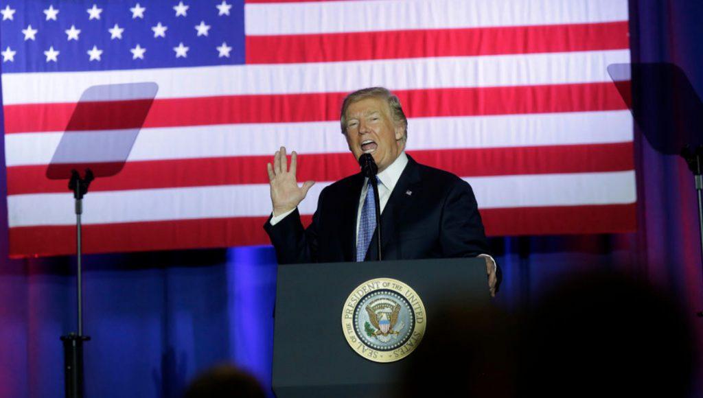 Splits in the Ruling Elite Over Trump
