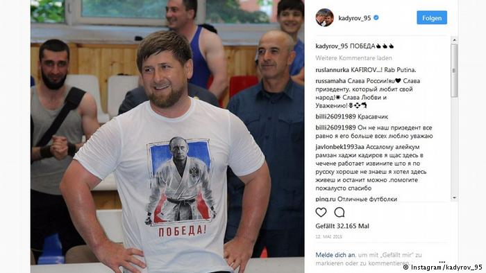 2018 World Cup offers Chechnya opportunity to play Middle Eastern politics