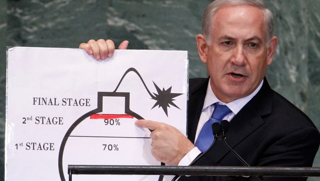 Netanyahu's Long History of Crying Wolf over Fake 'WMDs' in Iran and Iraq
