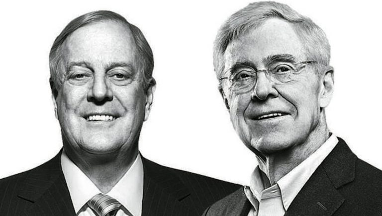 TRNN Documentary: Trump, The Koch Brothers and Their War on Climate Science