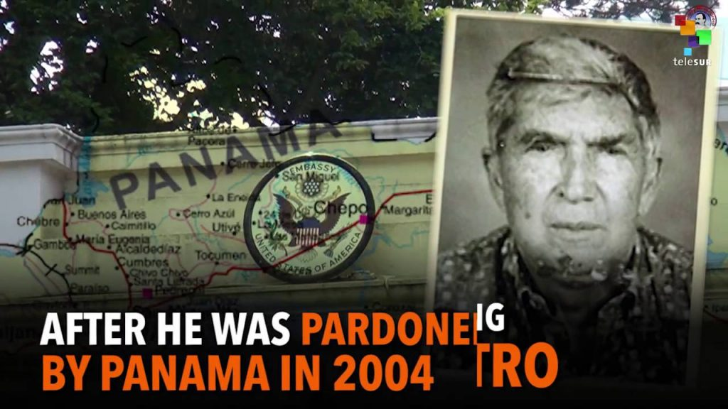 The 'Bin Laden' of Latin America, Luis Posada Carriles, Dies in Florida
