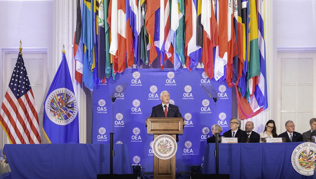 Exposing the OAS' Anti-Venezuela, Pro-US Bias and Right-Wing Hypocrisy