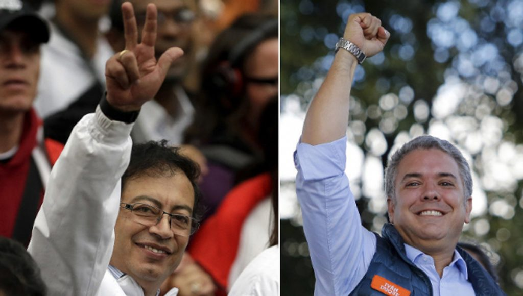 Colombia Makes a Historic Shift in First-Round Presidential Vote