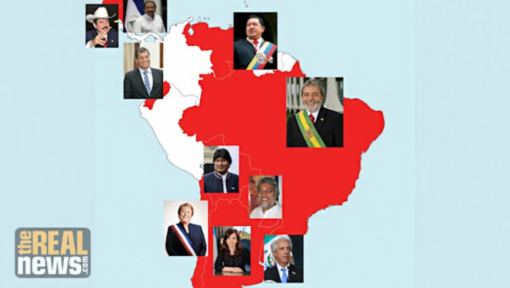 US Interventions in Latin America Continue and Intensify