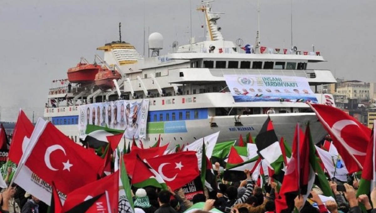 Freedom Flotilla Sets Sail for Gaza after The Great March of Return