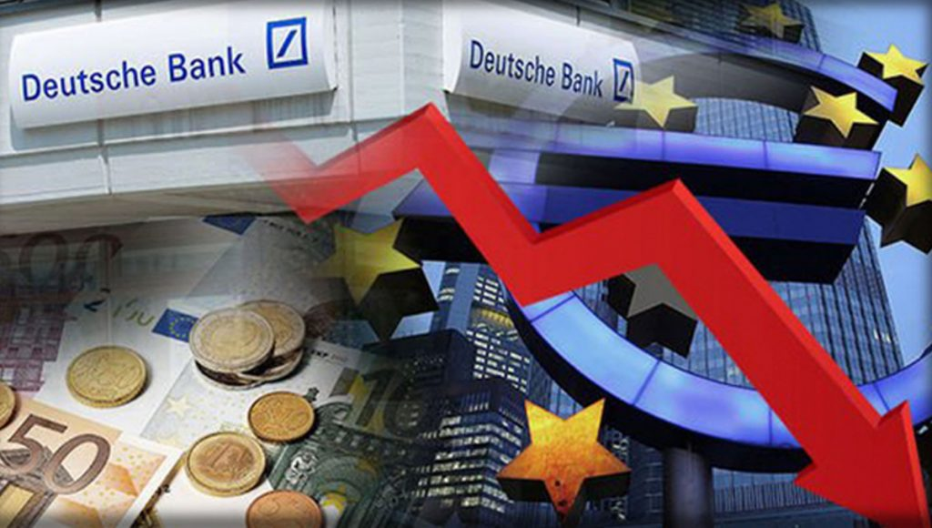 Deutsche Bank is Failing, Bail Out Inevitable