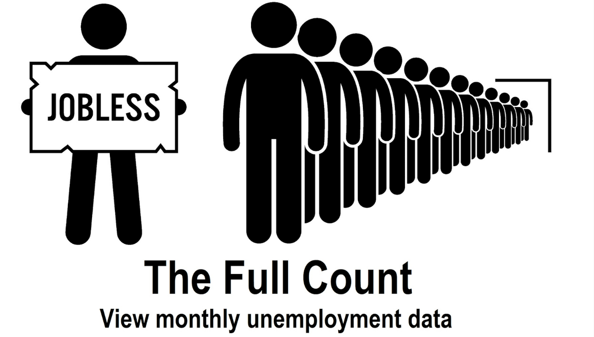 Official Unemployment is at 3.9%? Economist Robert Pollin Says It Is More Like 12%