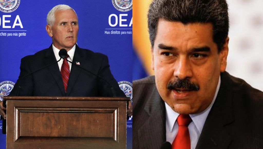 US Interference in Venezuela Could Reelect President Maduro
