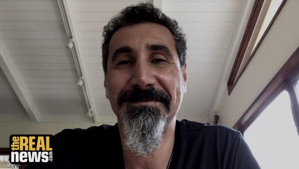 Musician Serj Tankian: 'I've Always Been an Activist at Heart'