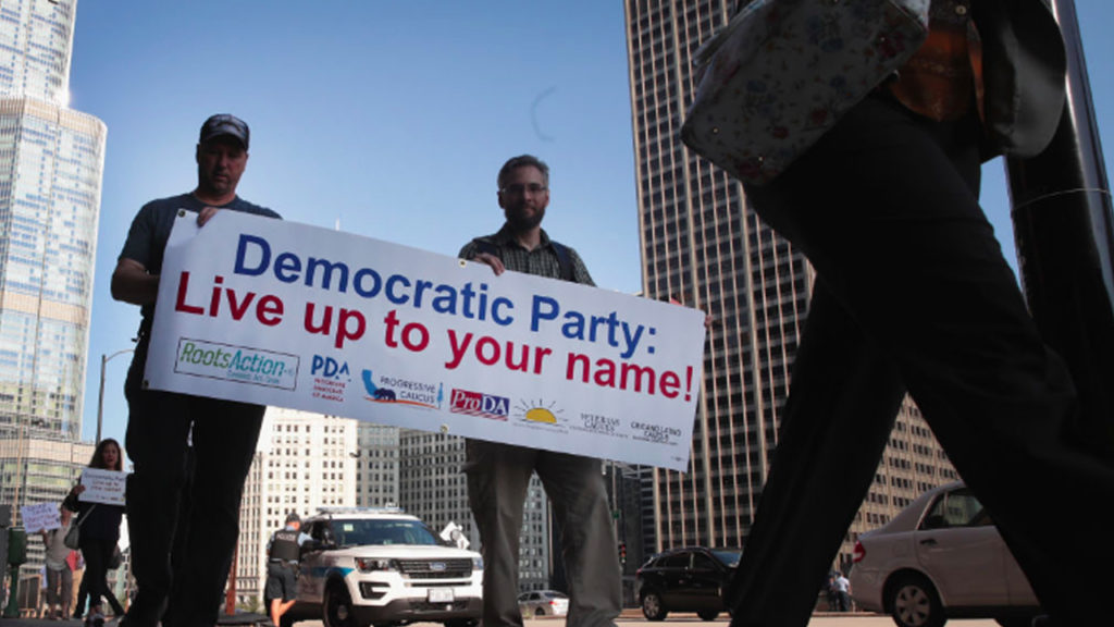 Democrats Change Superdelegate Rules in Presidential Nomination Process