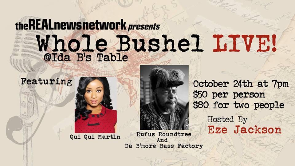 The Whole Bushel Oct 24th