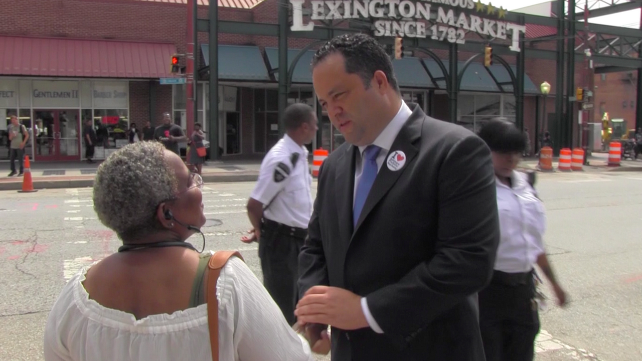 Ben Jealous: Build Maryland's Economy From The Bottom Up