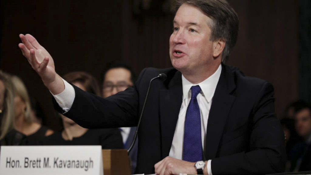 Blasey Ford/Kavanaugh Testimony Exposes Deep Misogyny and Political Divides