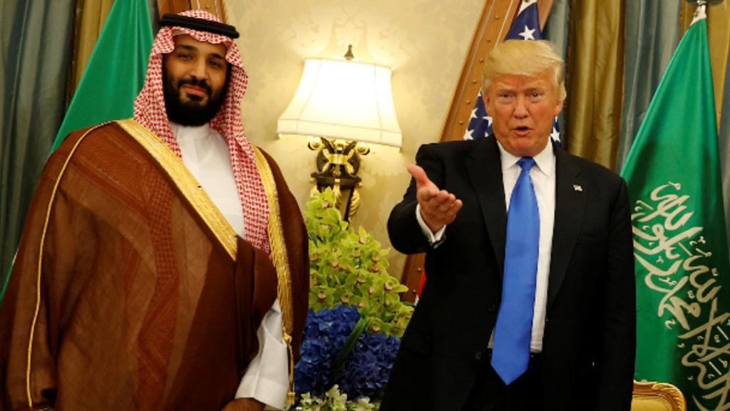 Whitewashed Saudi 'Reformer' Prince Boosts Authoritarian Crackdown on Dissent