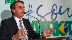 Jair Bolsonaro: Brazil's Far-Right Version of Trump Leads the Presidential Race