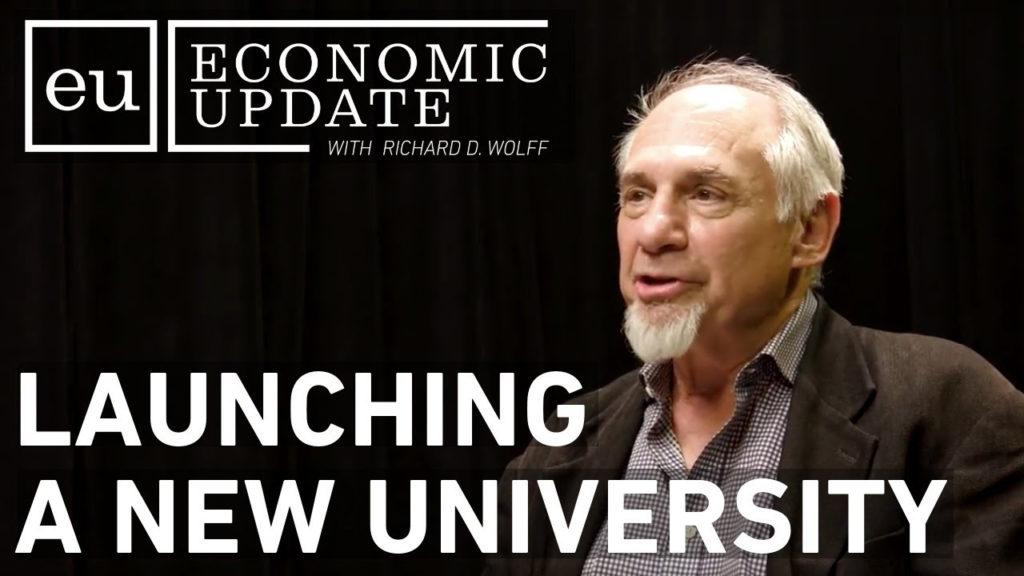 Economic Update: Launching a New University