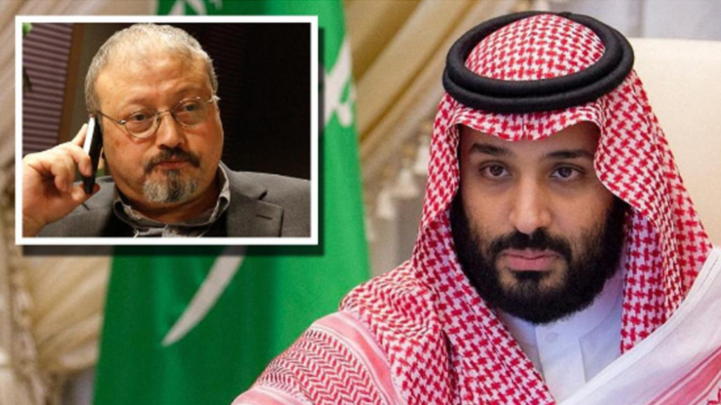Duplicitous Khashoggi Picked the Wrong Prince