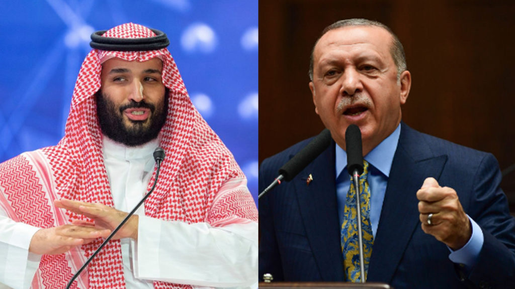 Will Turkey Shield the Saudi Crown Prince from Khashoggi's Murder?