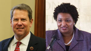 Is Georgia's GOP Governor Candidate Trying to Suppress the Black Vote?
