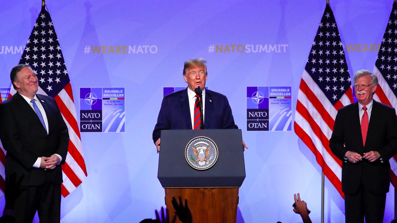 Trump Tears up Treaties Pushing for War on Iran, Using Bush-Style Iraq Lies