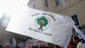 Canadian Miner Eldorado Gold Demands 850 Million Euros From Greek State