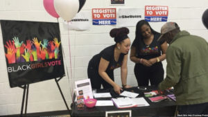 Baltimore's Women of Color Lead Charge to Get Out the Vote