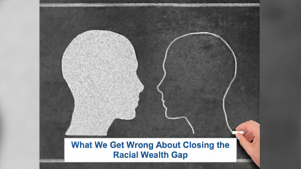 The Maryland Color of Wealth Forum