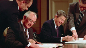 Trump to Abandon up Key Nuclear Missile Treaty - What is Behind the Move?
