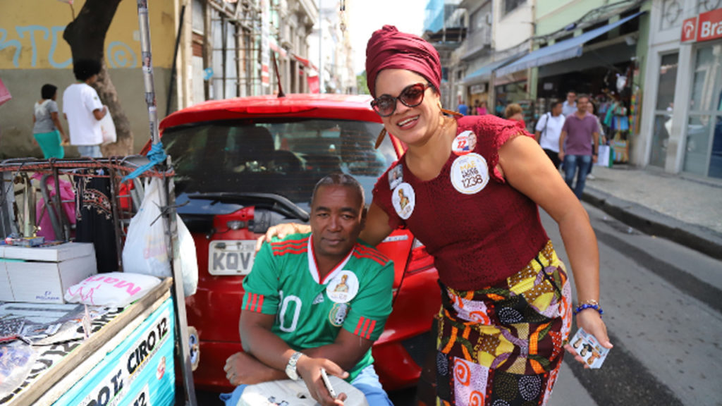 Afro-Brazilian Women Take on Brazil's Establishment in Upcoming Election
