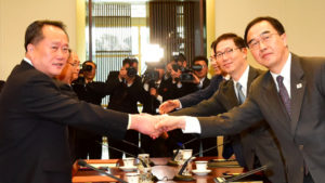 Two Koreas Advance Peace Without Trump's 'Approval'