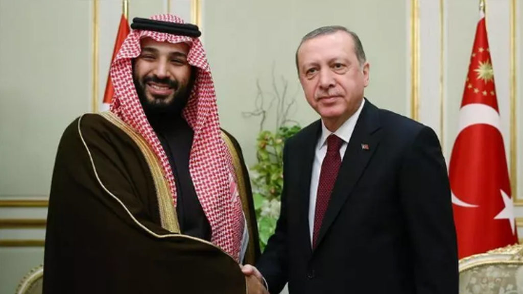 The Reckoning of The Turkish-Saudi Rivalry