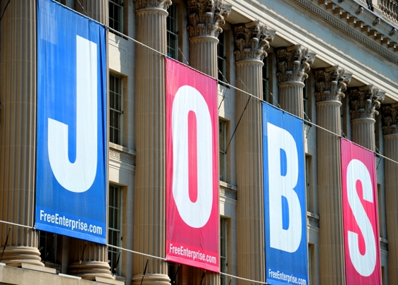 Economy Adds 250,000 Jobs in October, Employment Rate Hits Recovery High