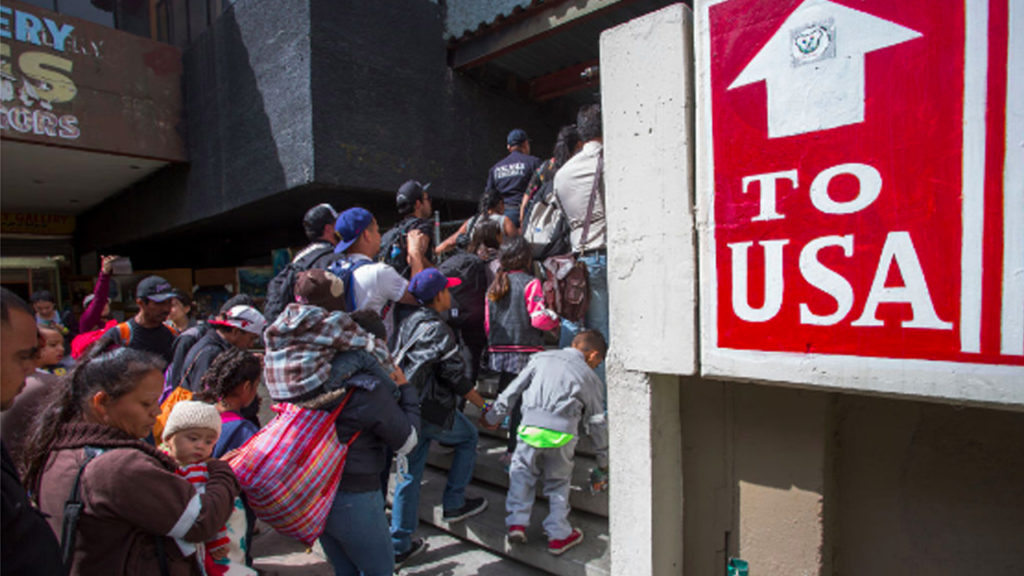 Judge Overturns Trump's 'Catastrophic' Asylum Ban