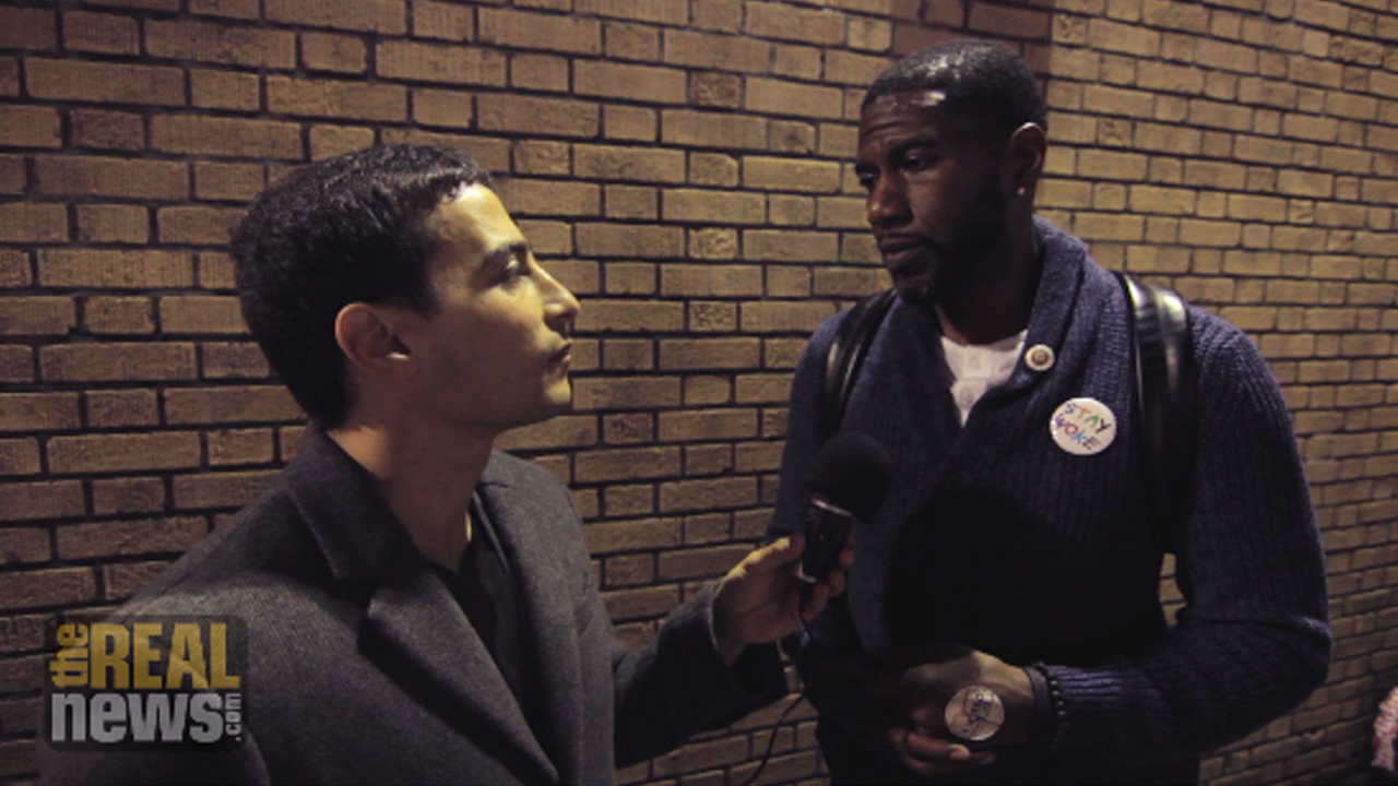 Jumaane Williams: Hold Establishment Democrats Accountable Too