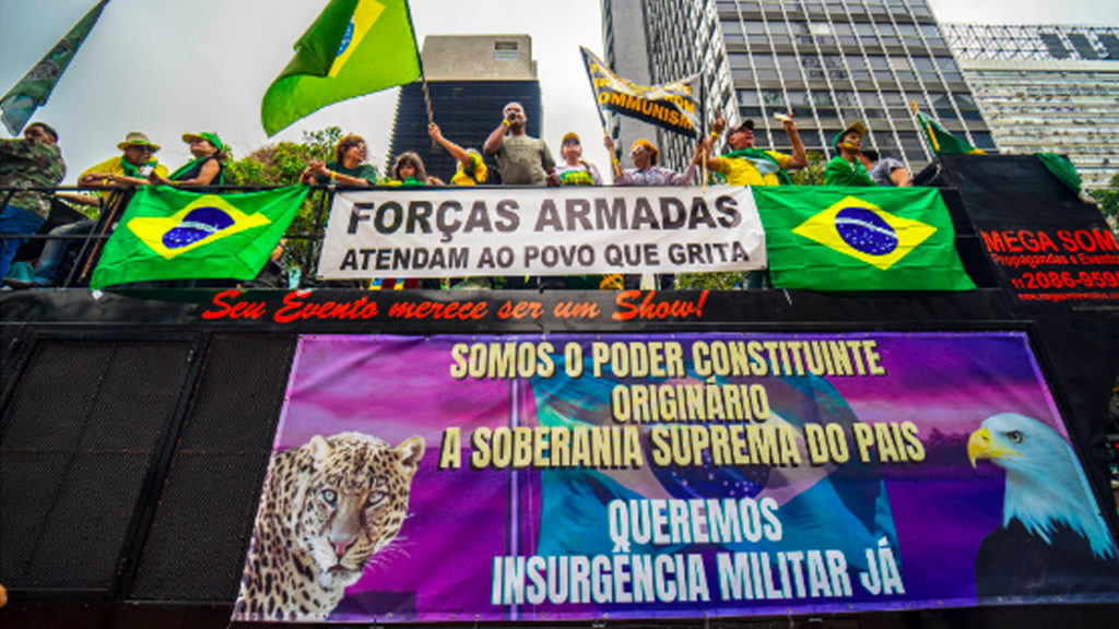 Brazil's 'Slow Motion Coup' - General Admits Intimidating Court into Imprisoning Lula da Silva