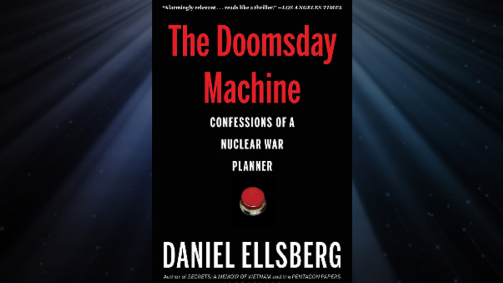 U.S. Planned Nuclear First Strike to Destroy Soviets and China - Daniel Ellsberg on RAI (6/8)
