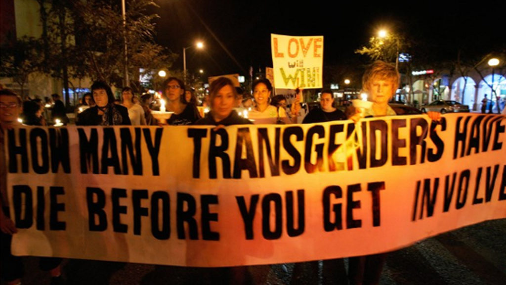 Transgender Day of Remembrance: To Fight For Trans Lives, Think Local