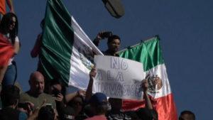 Central American Migrants Arrive in Tijuana, Mexico