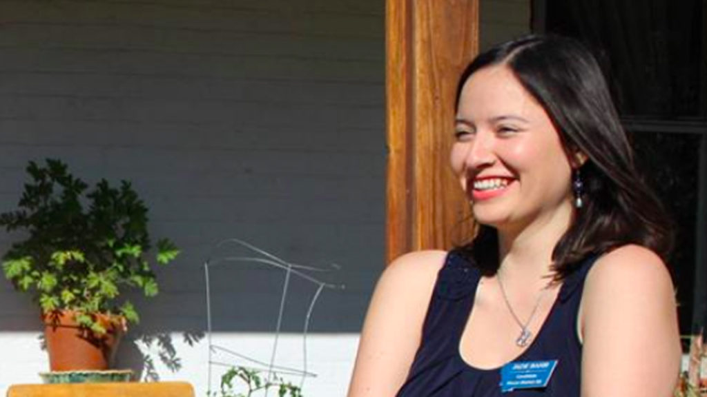 Jade Bahr: Progressive Montana Indigenous Woman's Voice Running For Office