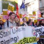 Thousands in London March Against Racism and the Far Right