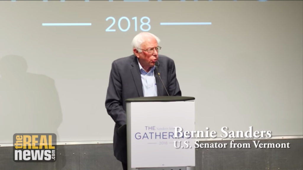 Sanders: Senate Rebuked Yemen War After Americans Learned of the Saudi's Brutality