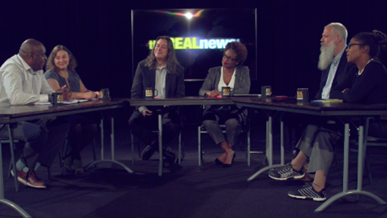 Progressive Education Policy Panel with Khalilah Harris