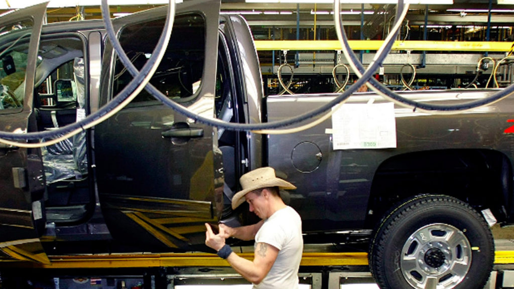 GM's Layoffs Made Possible by Weak Unions, Automatization, and Bad Priorities